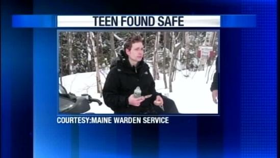 Missing skier reunited with family following rescue