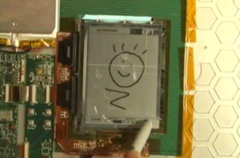 Video: ASU's touch-screen ePaper display evokes the future from the past