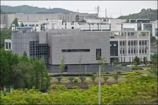 Wuhan Forschungslabor