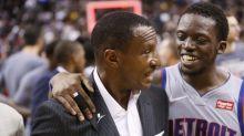 Detroit Pistons vs Toronto Raptors