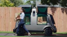 Kroger starts use of unmanned vehicles for delivery in Arizona