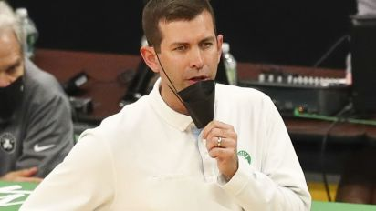 Stevens doesn't have to win to save Celtics job
