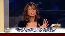 Stacey Dash Refers to Hillary Clinton as a 'Sociopath'
