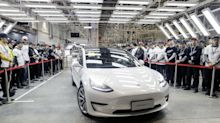 Tesla Just Delivered Its First China-Built Cars in Shanghai
