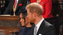 How the royal 'fab four' broke royal protocol at Eugenie's wedding