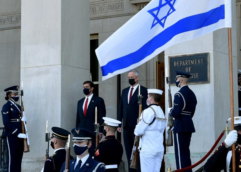 Pentagon vows to help Israel keep military superiority