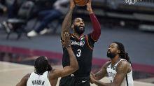 Sexton scores 25, Cavaliers beat Durant-less Nets 125-113