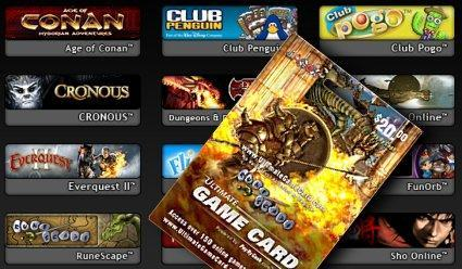 The ultimate game card covers every game you play