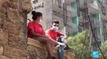 Beirut's Karantina district: Amid the devastation, old tensions surface