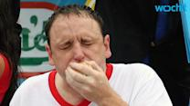 Hotdog Eating Champ Joey Chestnut Prepares for July 4 Coney Island Contest
