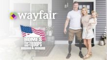 Wayfair and Homes For Our Troops Partner to Support Accessible Homes for Veterans