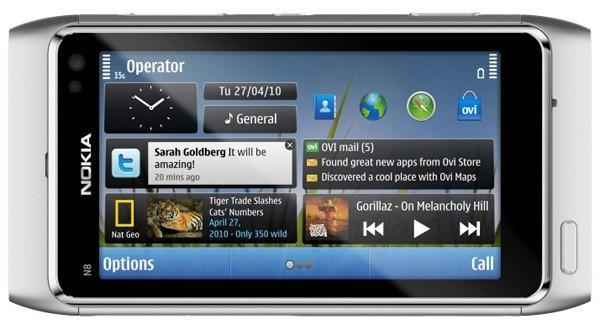 Nokia N8 shipments begin, usher in Symbian^3 era