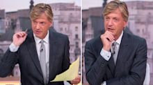 Richard Madeley morphs into Jeremy Paxman as he terminates interview with defence secretary Gavin Williamson
