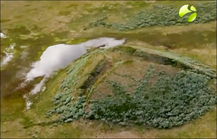 Siberia permafrost: Over 7,000 methane-filled bubbles 'ready to explode' discovered in Arctic