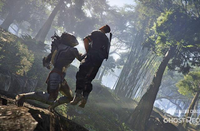 The Predator is coming to Ubisoft's 'Ghost Recon Wildlands'
