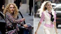 Sarah Jessica Parker Calls 'The Carrie Diaries' Odd
