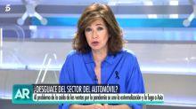 """Ana Rosa Quintana se posiciona y atiza a este líder político: """"Lo que hizo ayer no tiene nombre"""""""