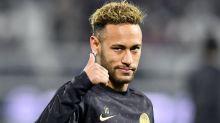 Neymar back to full health and relishing Man United tie