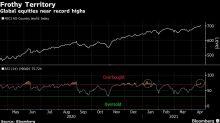 Asia Stocks Track U.S. Lower; Bonds, Yen Rally: Markets Wrap