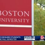 BU to require students to get vaccinated