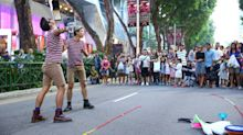 Busking zones from April, starting with Singapore River and Ang Mo Kio