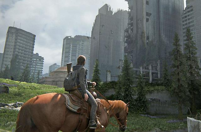 'The Last of Us Part II' leads the 2020 Game Awards nominees