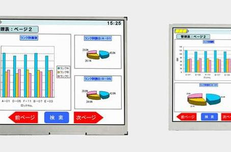 """Casio touts """"Blanview"""" transmissive LCD for outdoor use"""