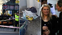 Parsons Green: Commuters 'left with facial burns' after bucket explodes on Tube