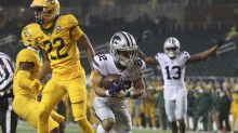 Mayers game-ending FG gives Baylor 32-31 win over K-State