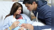Precious Lara Quigaman gives birth to another baby boy