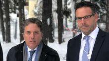 Dólar, inflación y crecimiento: las definiciones de Sandleris y Dujovne en Davos ante el mundo de los negocios