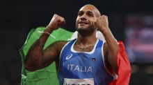Shock Olympic 100m gold for Italy's Jacobs