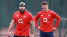 Joe Marler and Joe Launchbury withdraw from England's Six Nations squad