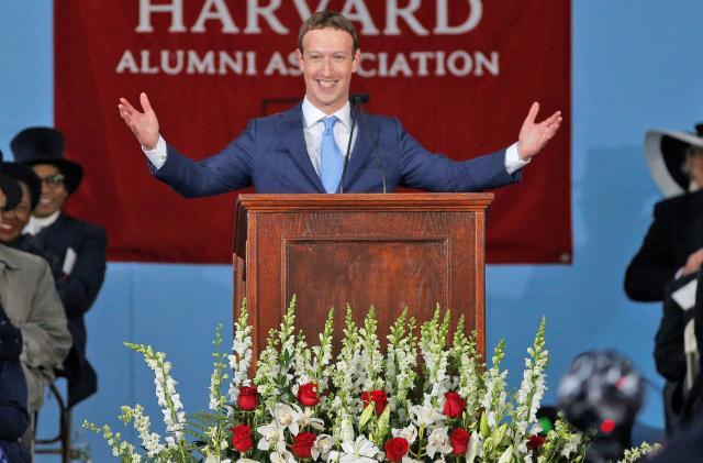 Mark Zuckerberg won't lose his job any time soon