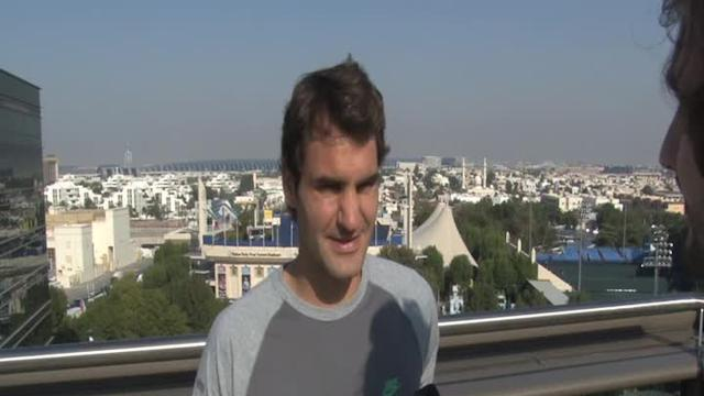 Roger Federer interview: What one thing would the Swiss maestro change in tennis?