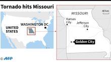 Tornado strike kills three in Missouri
