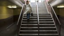 Here's why you should climb the stairs to your office every day