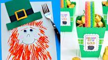 The Best St. Patrick's Day Crafts to Make With Kids