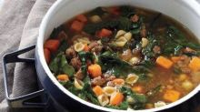 Stay Warm All Winter with Sweet Potato Stew