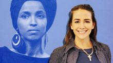 Ilhan Omar's Challenger Is Literally on the Run From the Law
