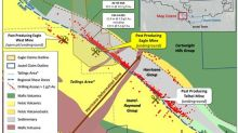 Maple Gold Signs Option Agreement to Acquire the Past-producing Eagle Mine Property at the Joutel Gold Project