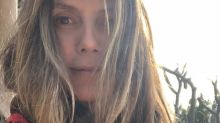 Heidi Klum, 44, ditches her clothes in revealing new selfie, promptly gets mom-shamed
