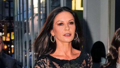 """Catherine Zeta-Jones n'en peut plus de """"s'excuser d'être riche"""""""