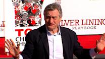 Robert De Niro Leaves His Mark On Hollywood
