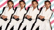 Blue Ivy, 6, sparks debate by wearing heels to the 2018 Grammys