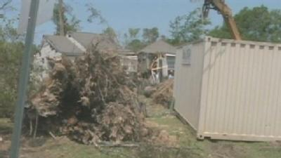 FEMA Inspects Tornado Damage