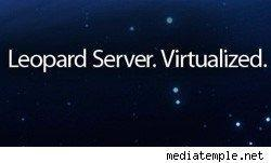 Media Temple launches beta for VPS running on Leopard Server