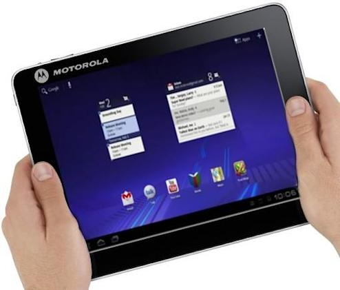Motorola rumored to be hard at work on high-res, 4:3 Ice Cream Sandwich tablet