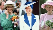 Princess Diana's 40 Most Iconic Hat Moments