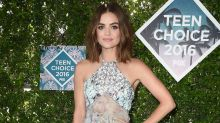 Lucy Hale Breaks Her Silence on Leaked Topless Photos: 'Whoever Did This…Kiss My A**'